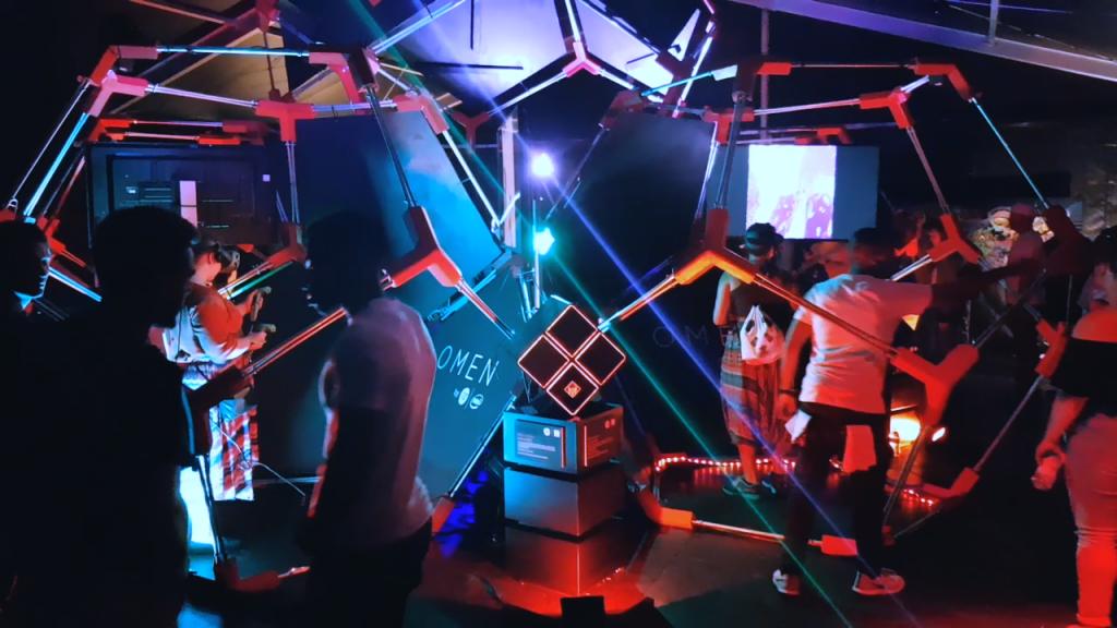 Microdose VR @ Panorama 2017